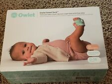 New listing Owlet smart sock 3rd generation baby monitor ( Brand New ) Factory Sealed!