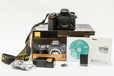 Nikon D750 24.3 MP Digital SLR Camera with Accessories