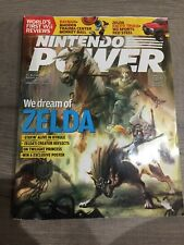 Nintendo Power Magazine January 2007 #211 with Attached comic, poster, stickers