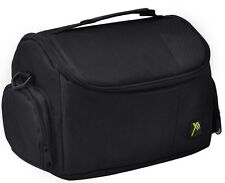 DSLR Digital Camera Camcorder Deluxe Padded Case Bag for Canon Nikon Sony Pentax