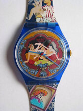 SWATCH+DUMMY-VARIANT+SEX TEASE+GN136P1+CLEAR BLUE CASE