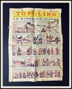 ⭐ TOPOLINO SUPPLEMENTO 117b - Disney Mondadori marzo 1935 - DISNEYANA.IT ⭐