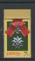 Lithuania - 2011, State Awards, 2nd series stamp - MNH - SG 1050a