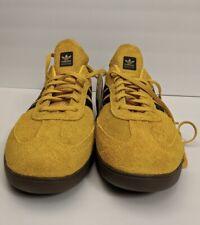 Adidas Originals Samba ADV Bold Gold Black Gum DB3188 Size 10.5