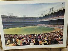 """Yankee Stadium Revisite"" Limited Edition 149 / 500  Signed by William Feldman"