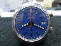OMEGA 1968 Chronostop Mens Stainless Steel Single Button Chronograph Watch