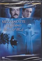 dvd MEZZANOTTE NEL GIARDINO DEL BENE E DEL MALE con Kevin Spacey nuovo1998