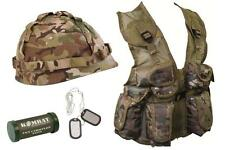 Niños Camo Outfit niños BTP Camuflaje Soldado Ejército Aventura Juego Conjunto [70] Niños