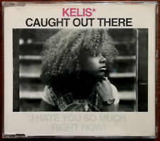Kelis ‎Caught Out There CD Single, Enhanced – VUSCD 158 – Mint