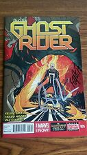 Gabriel Luna signed Ghost Rider #5 Comic  Authentic Autograph - agents of Shield