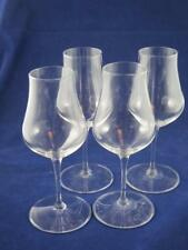 HIGH QUALITY CRYSTAL Bailey's or Liqueur Glasses x 4