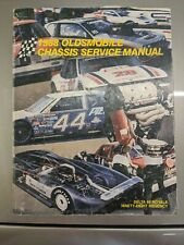 1988 Oldsmobile Chassis Service Manual For Delta 88 Royale And Ninety-eight.