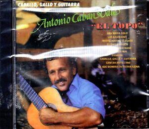 """ANTONIO CABAN VALE - """" EL TOPO""""  - CD"""