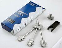 Dierre Atra BL03210 kit cambio per serrature con 3 chiavi 116 mm estrattore bloc