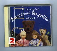 CD (NEW) BONNE NUIT LES PETITS VOLUME 2