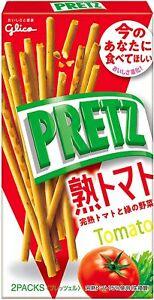 Glico Pretz saveur tomate lots de 5 packs
