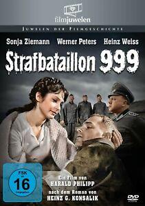 Strafbataillon 999 - Sonja Ziemann - nach Heinz G. Konsalik - Filmjuwelen [DVD]