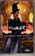 NEW Kurupt Space Boogie Smoke Oddessey 2001 Cassette Tape Album Snoop Nate Dogg
