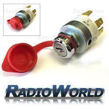 12v Llave Interruptor Encendido Barril Universal car/bike/boat Universal casquillo impermeable