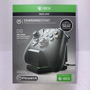 PowerA Xbox One Wireless Gaming Controller Charging Stand - Battery Included