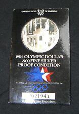 [NC] USA - STATI UNITI - 1 DOLLARO ARGENTO PROOF 1984 - (nc3876)