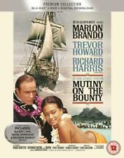 MUTINY ON THE BOUNTY (1962) - Blu Ray & Dvd - UK Exclusive - Marlon Brando
