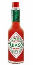 Tabasco Pepper Sauce Original- Hot sauce- 2oz