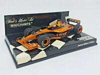 MINICHAMPS 1/43 - Orangearrows Showcar 2002 E. Bernoldi 400020071