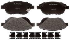 Disc Brake Pad Set-Semi Metallic Disc Brake Pad Front fits 12-17 Fiat 500