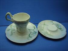 Jolie ancienne tasse café et 1 sous tasse les annales politique, Edmond Lachenal