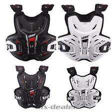 Leatt 2.5 Brust Protektor schwarz