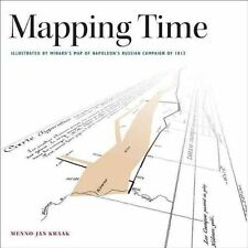 Mapping Time: Illustrated by Minard's Map of Napoleon's Russian Campaign of 1812 by ESRI Press (Paperback, 2014)