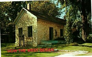Vintage Postcard - Last Chance Store On The Old Santa Fe Trail New Mexico #5915