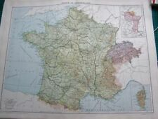 1900-1909 Date Range Antique Curiosities Maps & Atlases