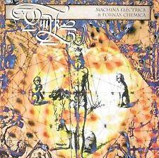QUIRK-machina electrica & fornax chemica-RARE MATSURI 1998 PSY/GOA TRANCE CD
