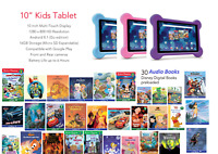 RCA Bundle (10″ Android Tablet, Bumper, Audio Book, Headphones) – Disney Edition