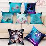Home Decor BTS Pillow Case Bangtan Boys Pillowcase Office Sofa Car Pillowcover
