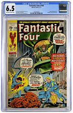Fantastic Four #108 CGC 6.5
