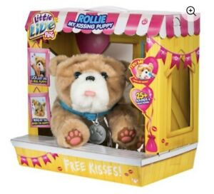 Little Live Pets 28669 My Kissing Puppy Plush Toy