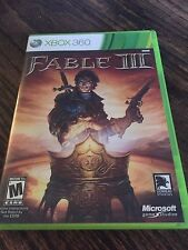 Fable 3 Xbox 360 Cib Game XG2