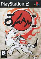 Okami (Sony PlayStation 2, 2007) - European Version