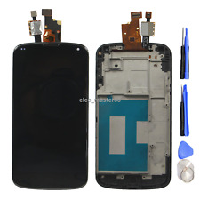 For LG Google Nexus 4 E960 LCD Display+Touch Screen Digitizer+Frame Assembly New