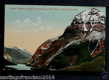 CANADA 214-ALBERTA -Banff, Mount Stephen, 10523 ft., and Kicking Horse, River,