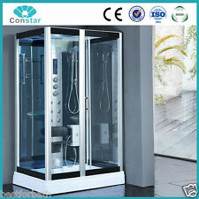 Steam Shower Enclosure w/Hydro Massage.Bluetooth Audio.US Warranty. HD