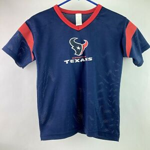 NFL Houston Texans 99 WATT Franklin Away Jersey Youth Size Medium A2