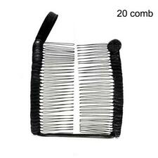 Vintage Banana Hair Clip Christmas Hairpin Accessories Stretchable Combs Gifts