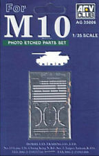 AFV Club 1:35 Scale M10 Etching Parts AG35006