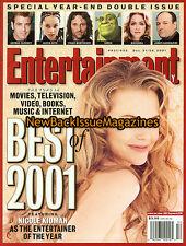 Entertainment Weekly 12/01,Nicole Kidman,December 2001,NEW
