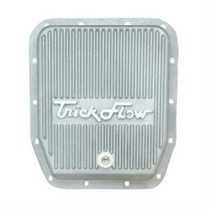 Trick Flow Aluminum Transmission Pan Ford AOD Deep +1 Qt 1007