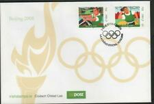 IRELAND 2008 Olympic Games FDC